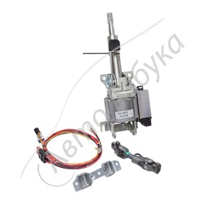 Электроусилитель руля с комплектующими к рулевой рейки 3.1 на Калина, Гранта
