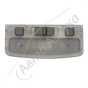 Плафон освещения салона передний потолочный на ВАЗ Приора (Люкс)