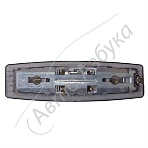 Плафон освещения салона потолочный задний на Шевроле нового образца