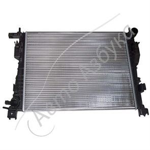 Радиатор системы охлаждения двигателя на ВАЗ Веста, Икс Рей, Ларгус