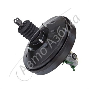Вакуумный усилитель тормозов в сборе с ГТЦ под ABS без бачка