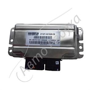 ЭБУ 21127-1411020-58 М74 (АКПП, CAN, 1.6L, 16V, Евро 5+)
