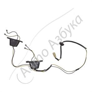 Жгут проводов подсветки заднего номера на ВАЗ 2110-2115