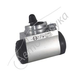 Цилиндр тормозной задний под АБС (22 мм, алюминий) на ВАЗ Ларгус