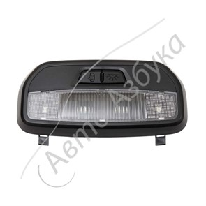 Плафон освещения задний 8450032601 (черный) на ВАЗ Веста Спорт, Икс Рей