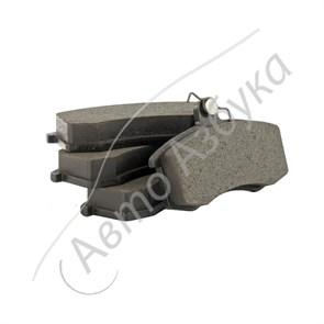 Колодки передние тормозные Hi-Q (комплект 4 шт.) на ВАЗ 2108, 21099, 2115