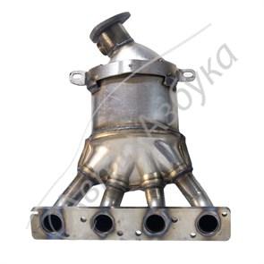 Труба приемная с катализатором Евро-3 Двигатель 21126 (1,6L, 16 кл.) E-GAS