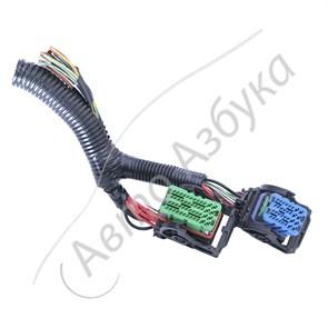 Разъёмы к контроллеру 21700-1412020-95 и 21907-1412020-10 на ВАЗ Приора