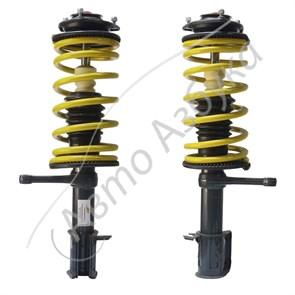 Стойка передняя гидравлическая (занижение -30) 2 шт. SPORT на ВАЗ 2110-12