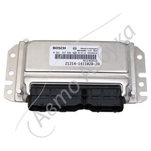 ЭБУ 21214-1411020-20 электронный блок управления двигателем на Нива