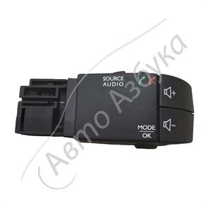 Джойстик для магнитолы (Daewoo) прямоугольный 255522448R на ВАЗ Ларгус