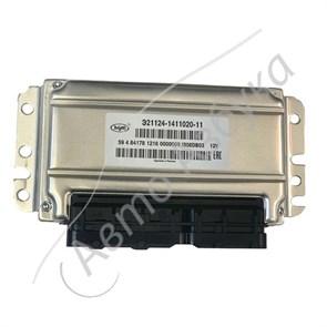 ЭБУ контроллер 21124-1411020-11 М73 для ВАЗ 2110, ВАЗ 2112