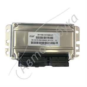 ЭБУ контроллер 11183-1411020-21 для Лада Калина 2004-06г. 2008-11г.