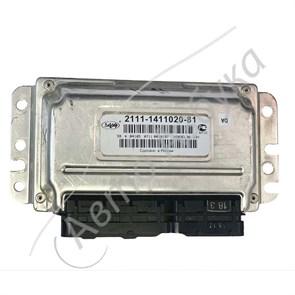 ЭБУ контроллер 2111-1411020-81 на ВАЗ 2113-2115, ВАЗ 2110-2112