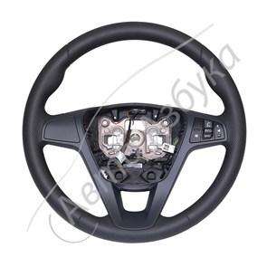 Колесо рулевое без подушки безопасности с накладкой и кнопками Лада Икс Рэй