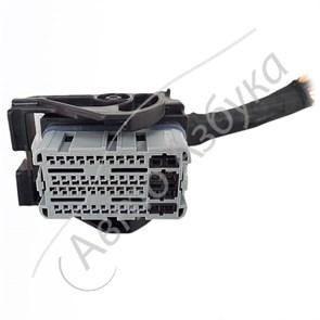 Разъём ЭБУ Continental EMS3120, EMS3150 (серый) с проводами