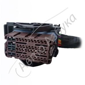 Разъём ЭБУ Continental EMS3120, EMS3150 (коричневый) с проводами