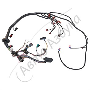 Жгут ЭБУ контроллера Bosch 21124-30 на ВАЗ 2110