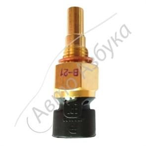 Датчик температуры охлаждающей жидкости (в термостат) на ВАЗ 2112-2197