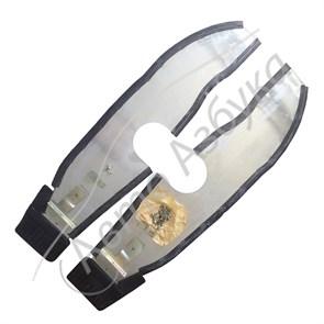 Локер (подкрылок) щиток алюминиевый передней арки колеса ВАЗ 2108-099