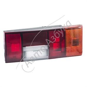 Корпус заднего фонаря с рассеивателем желтый без ламп на ВАЗ 2108-21099