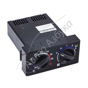 Контроллер системы автоматического управления отопителем (старая панель)