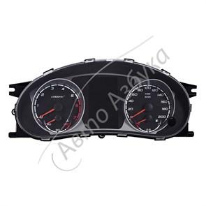Комбинация приборов с навигатором (CAN, после 06.2012 г.) на ВАЗ Приора