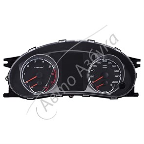Комбинация приборов с навигатором (до 06.2012 г.) на ВАЗ Приора