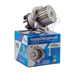 Насос водяной (помпа) инжектор на ВАЗ 2110-2115, Калина, Гранта, Датцун