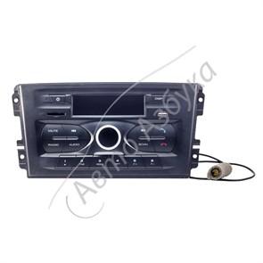 Автомагнитола кнопочная 2190-7900010-40 (штатная) на ВАЗ Калина 2