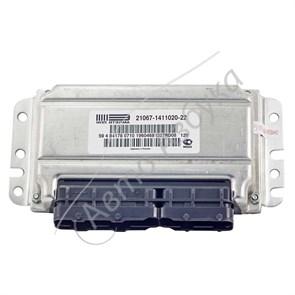 ЭБУ контроллер 21067-1411020-22 М73
