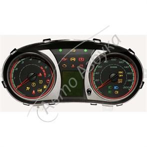 Комбинация приборов 2192-3801010-40 (люкс) на ВАЗ Гранта, Калина 2 FL